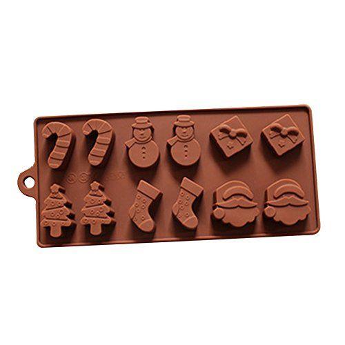 Soap Silicone Mold Fondant Chocolate Mould Ice Cube Cake Decor Baking Tray Tool