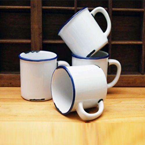 Jailhouse Espresso Cup set of 4  Rob Brandt