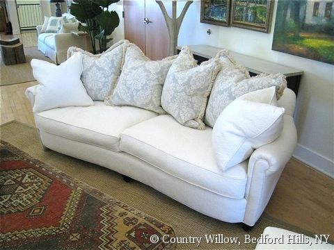 Country Willow Furniture Home Decorating Beautiful Rooms And Homes Pinterest Apartment