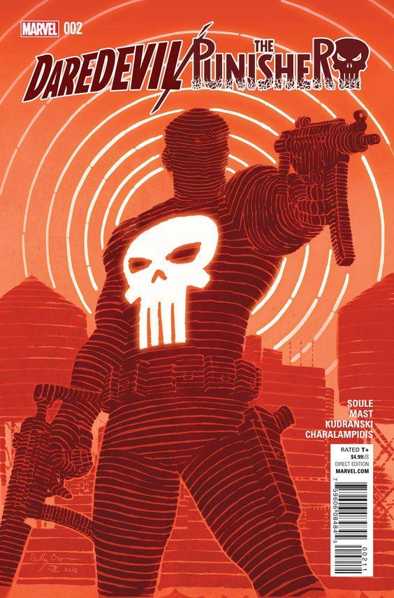 Daredevil Punisher (2016) Issue #2