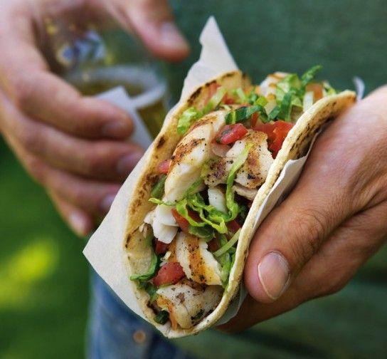Quick & Easy Snapper Fish Tacos
