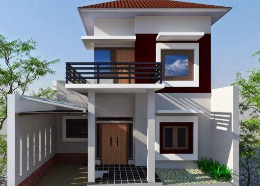 Hugedomains Com Minimalist House Design Modern House Design House Balcony Design