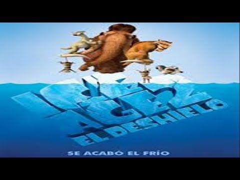 La Era De Hielo 2 El Deshielo Completa En Espanol Latino Youtube Peliculas De Comedia La Era Del Hielo 2 Peliculas De Animacion