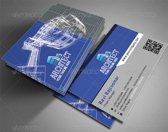 Word Psd Ai Free Premium Templates Business Card Maker Architecture Business Cards Visiting Cards