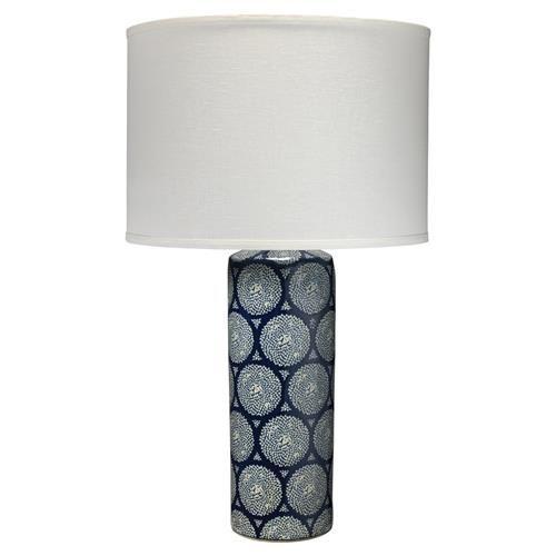 Sabrina Global Bazaar Blue White Pattern Ceramic Table Lamp In 2021 Blue Table Lamp Ceramic Table Lamps Unique Lamps
