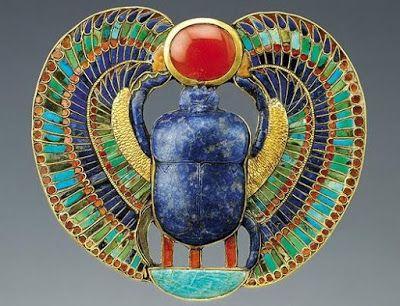 Jewelry Designer Blog. Jewelry by Natalia Khon: #jewelleryfacts365 167/365 Egyptian jewellery fact