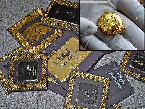 Como Extraer Oro De Procesadores Ceramicos Completo Gold Extracting Youtube Oro Youtube