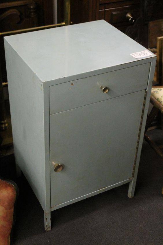 1950s industrial metal medical cabinet via etsy bedroom design - Decoration cabinet medical ...