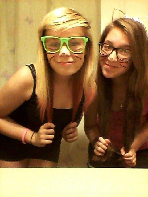 With my Bestfriend @hailey0737