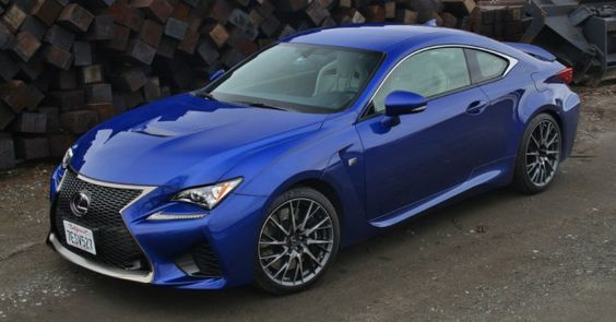 The Lexus Rc F Is A Different Type Of Sports Car Sports Car Lexus Car