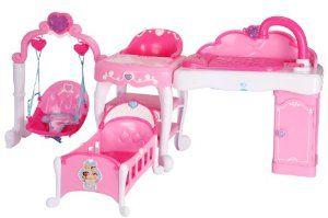 Baby annabel crib baby annabell puppenwiege mit - Nachtlicht disney princess ...