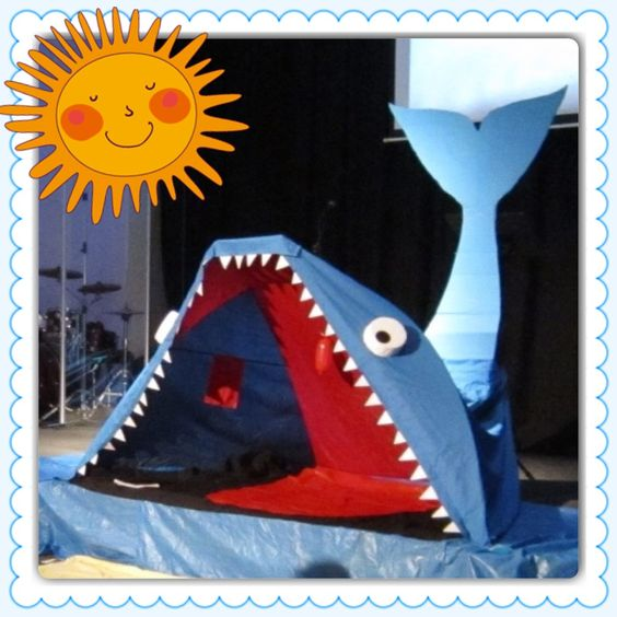 Jonah and the whale the whale and whales on pinterest