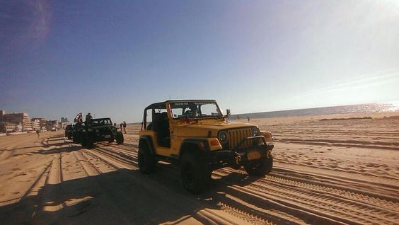 Good mornings start with sunshine and @Jeep