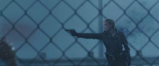 Laurie Holden as Cybil Bennett in Silent Hill
