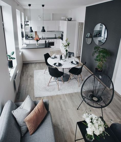 A Living Room Is Often The First Room We Decorate And The First Room We Show New Guests During A T Minimalist Living Room Apartment Living Room Apartment Decor Show living rooms already decorated