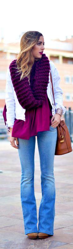 Burgundy / Fashion By Just CoCo