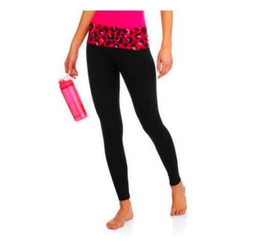 Details about YOGA Pants Basic Long Fitness ,No Boundaries Juniors ...