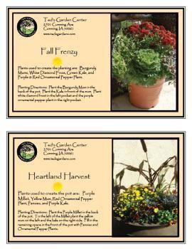 Garden Center Sign Ideas - Bing Images