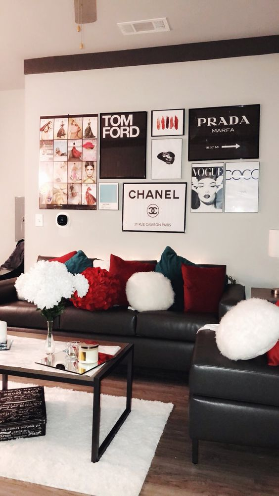 Surprisingly Cute Living Room Decor