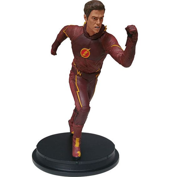 DC Comics Flash TV Barry Allen Statue Paperweight