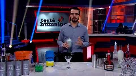 Cocktail moléculaire : le cosmopolitan réinventé