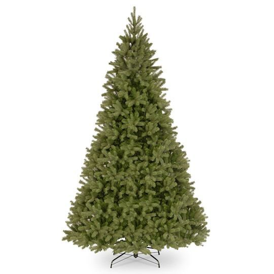10 Ft Downswept Douglas Fir Full Artificial Christmas Tree Unlit By National Tree Compan Green Christmas Tree Christmas Tree Pictures Artificial Christmas Tree