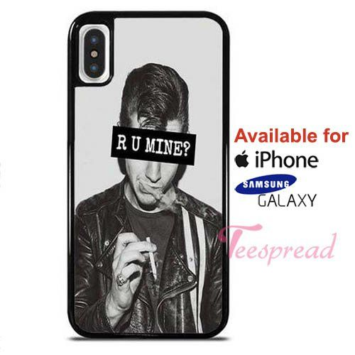 Arctic Monkeys Alex Turner Photo iphone case