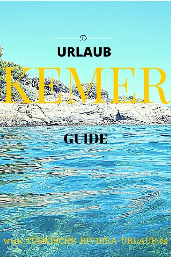 Der Guide zum Ferienort Kemer an der Türkischen Riviera. Einem der schönsten Orte um in der Türkei einen Urlaub zu verbringen.  #Urlaub #Türkei #Kemer #Türkische Riviera