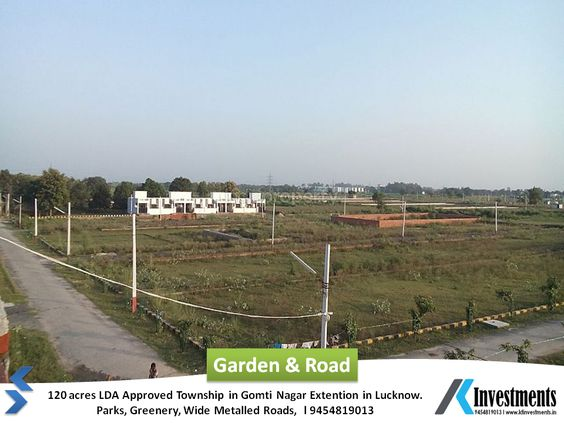 plots in lucknow gomti nagar