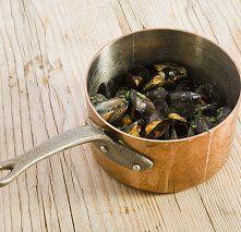 Cozze alla marinara (Slávky po námořnicku)