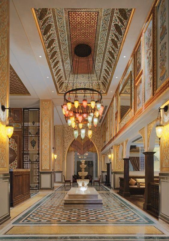 Jumeirah zabeel saray  by arketipo design interior