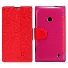 Capa Lumia 520 Nillkin - Fresh Series Vermelho 12,99 €