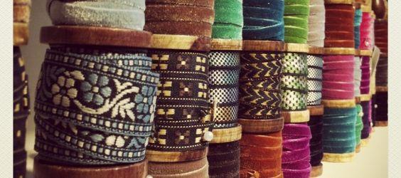 Estilo Nordico , lovely ribbons by Affari