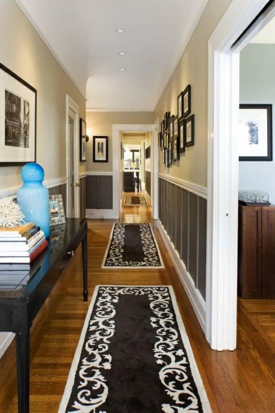 wohnidee flur mit vielen bildern gestalten alles ber die flurgestaltung farbschemen. Black Bedroom Furniture Sets. Home Design Ideas