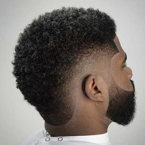 10+ Burst taper haircut information