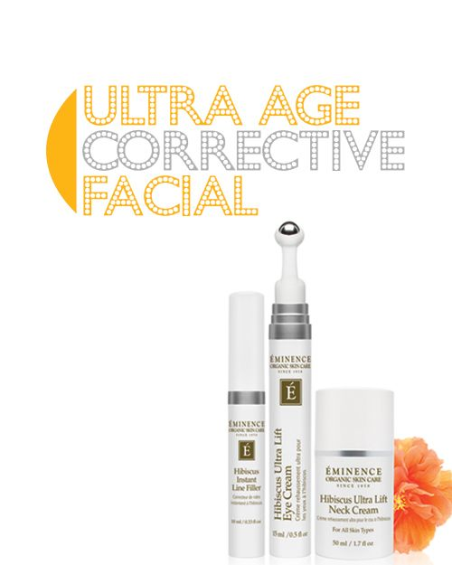 Ultra Age Corrective Facial Led Light Therapy Facial Organic Treatment