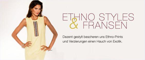 Themen-Shops - MADELEINE Mode Schweiz