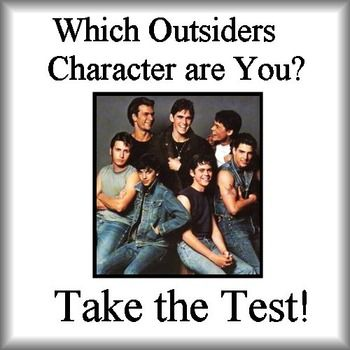 use of the characters in perfume and the outsider english literature essay A list of all the characters in the outsiders  40 questions you should definitely ask in english class  the outsiders (sparknotes literature guide series.