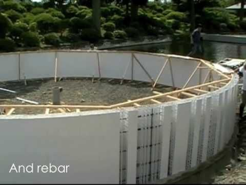 Watch how easy it is to assemble high quality aquaculture for Fish farm tanks