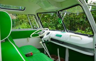 vw bus: Vw Camper Interior