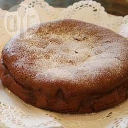 Torta de chocolate para o Pessach @ allrecipes.com.br