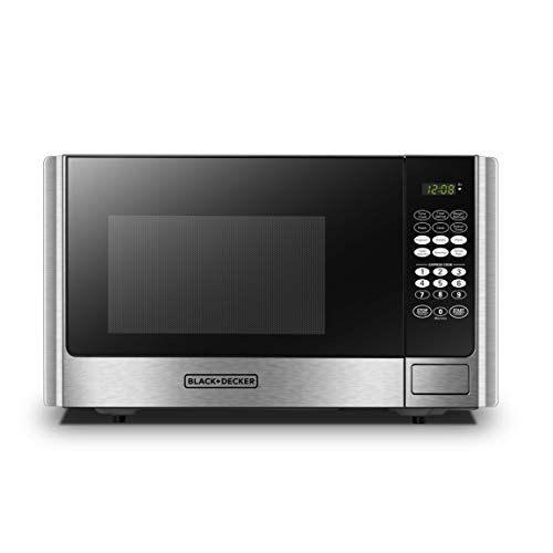 Kenmore 12 Cuft Countertop Microwave Oven 1100 Watts Black 75659 Check Out The Image By Visit Microwave Oven Countertop Microwave Oven Countertop Microwave