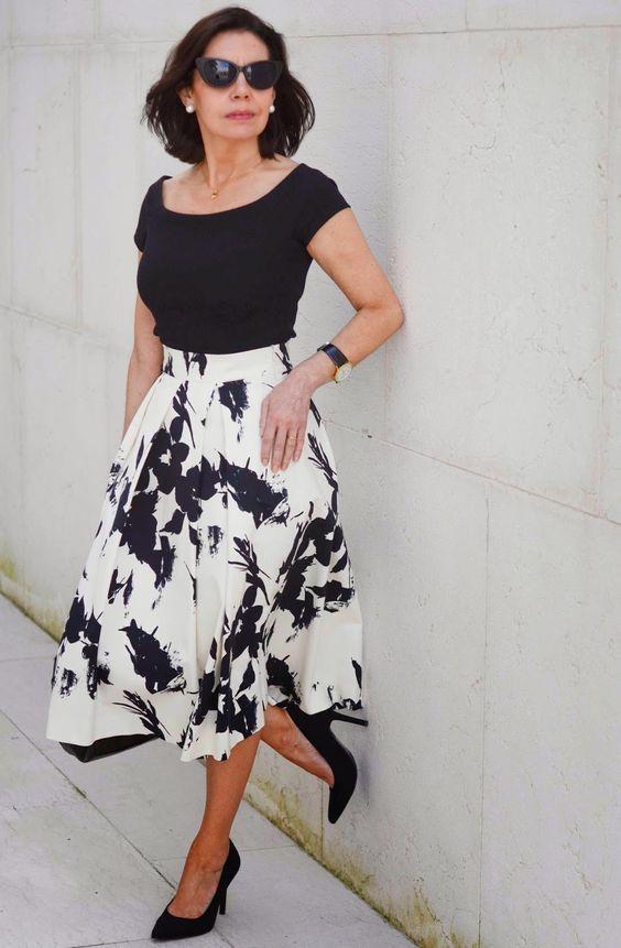 Moda para mulheres maduras, com estilo e bom gosto – Portal AvôVó