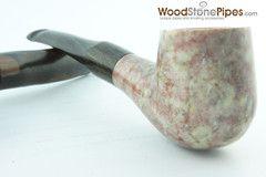 Stone Tobacco Pipe