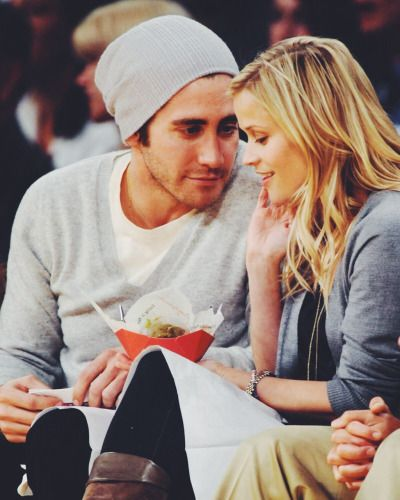 Jake Gyllenhaal with Reese Witherspoon 2009