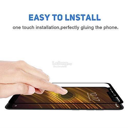 Full Glue Xiaomi Poco F1 Pocophone End 11 12 2019 4 15 Pm Tempered Glass Xiaomi Glue
