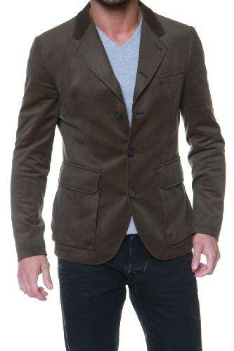 Emporio Armani Jacket Blazer Sack Coat GREEN LINE, Color: Khaki, Size: 52 Emporio Armani,http://www.amazon.com/dp/B00GU1ZYN6/ref=cm_sw_r_pi_dp_2zyVsb0EWWCKTMT9