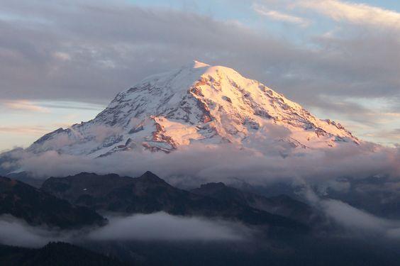Mt. Rainer: Mt Rainier, Favorite Places, Mount Rainier, Mountain Mt, Beautiful Places, Beautiful Washington, Parks Places