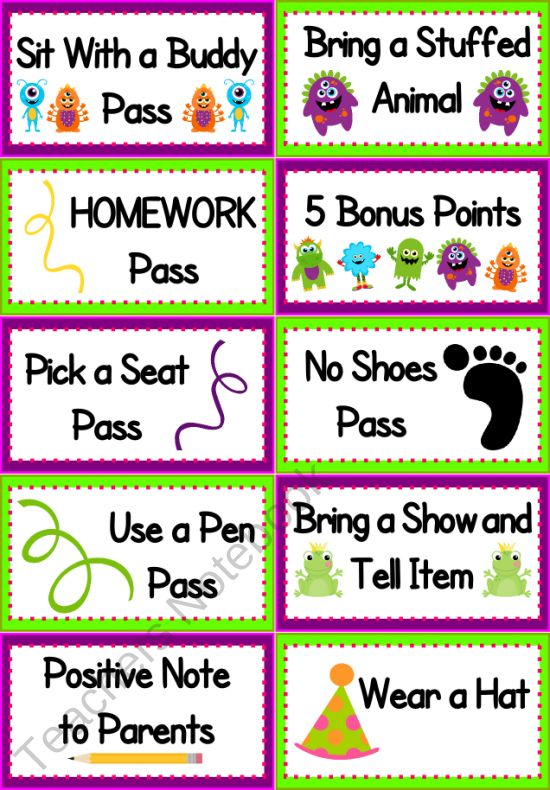 motivating prizes, positive behavior intervention plans Can be - behavior intervention plan