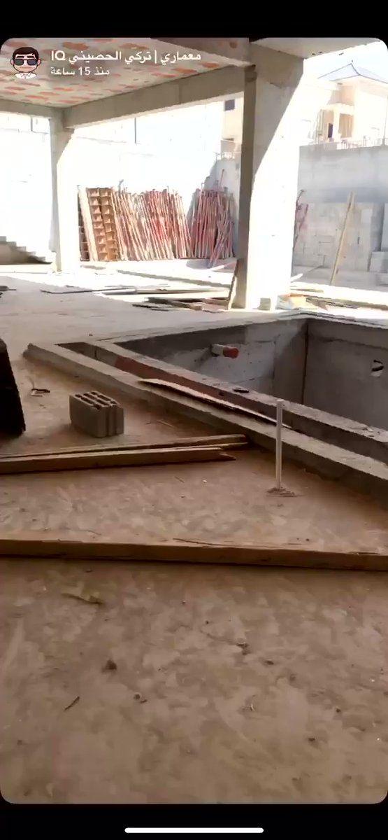 معماري تركي الحصيني On Twitter في احد مشاريع المكتب تنفيذ المسبح بنظام الأوفر فلو وهو ان يكون مستوى الماء لحد المسبح من الأعلى وهو اجمل طبعا وافضل من نظا